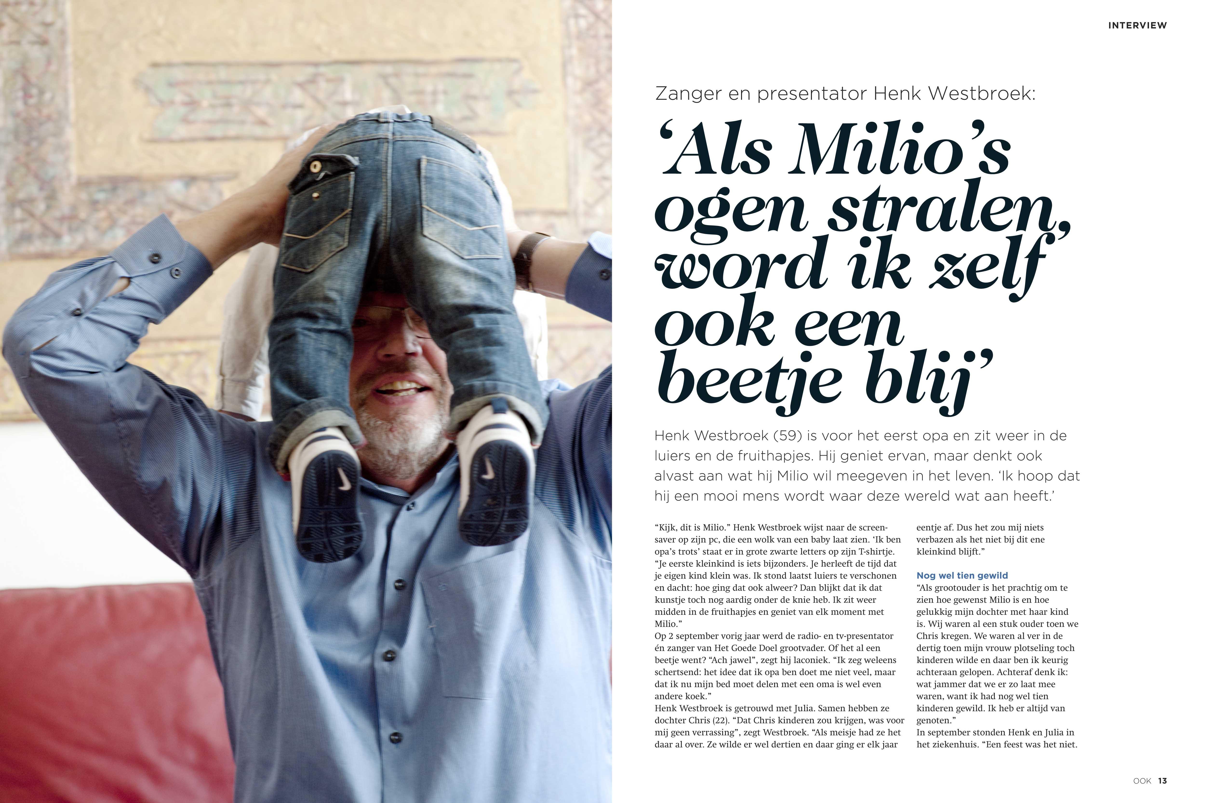 Henk Westbroek voor OOK!