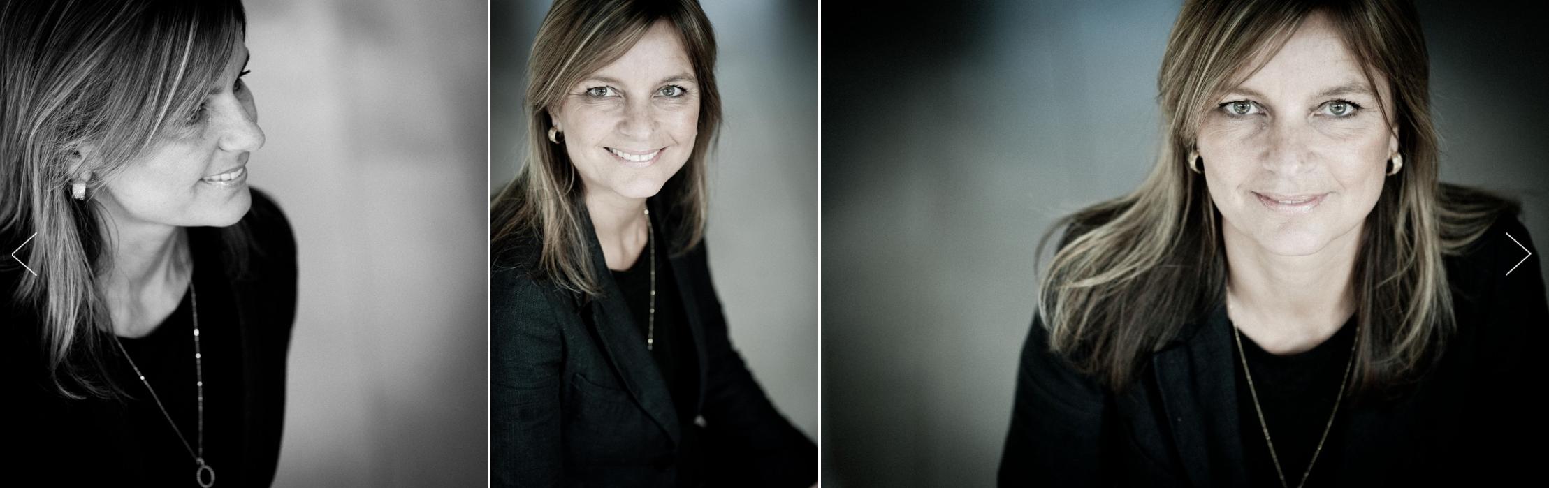 Profielshoot met Monique Vermeer