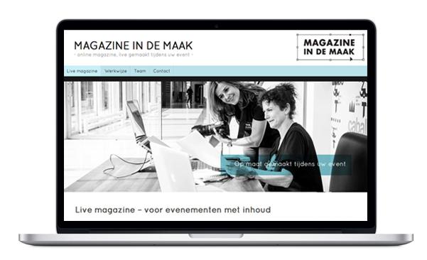 Magazine in de Maak
