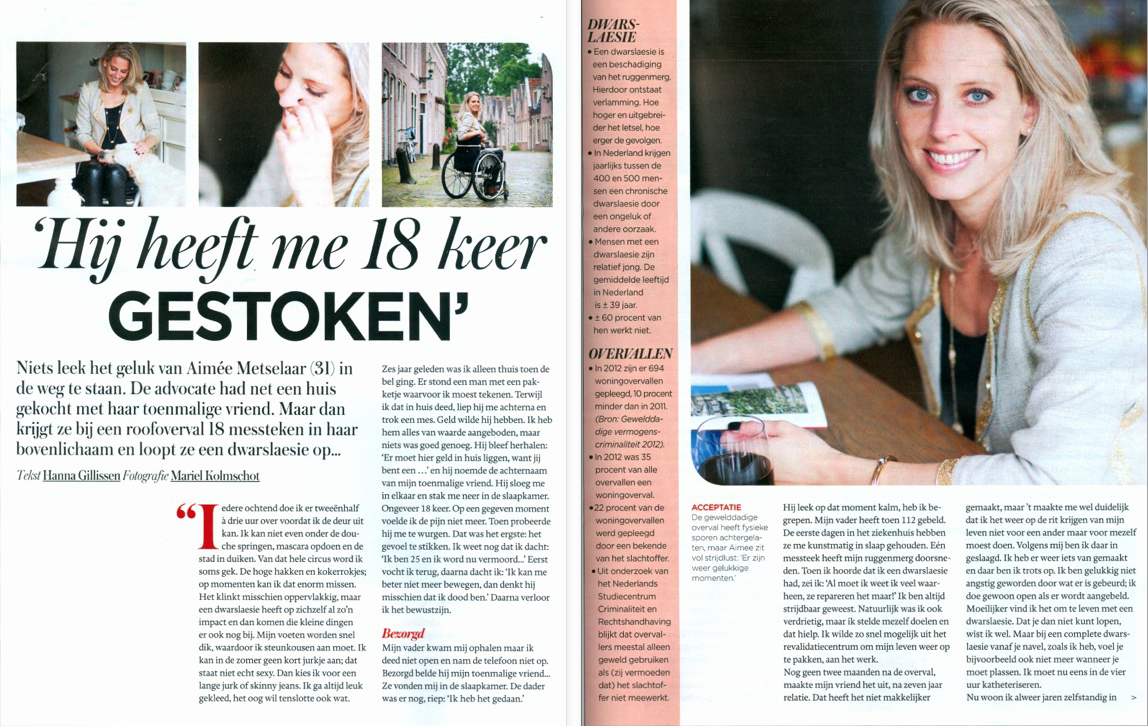 Just published voor Vrouw