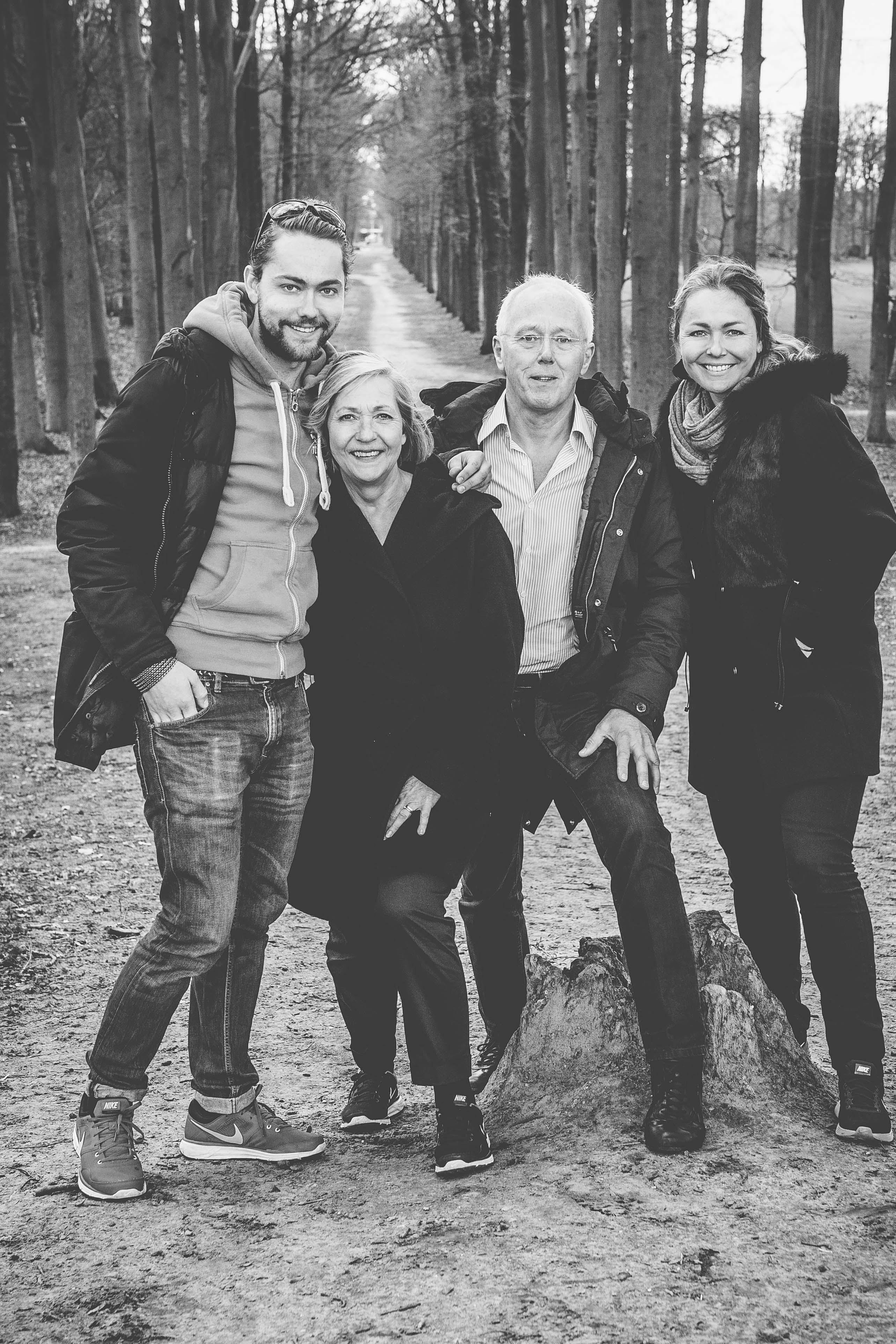 Marian | Jan | Janneke | Joost