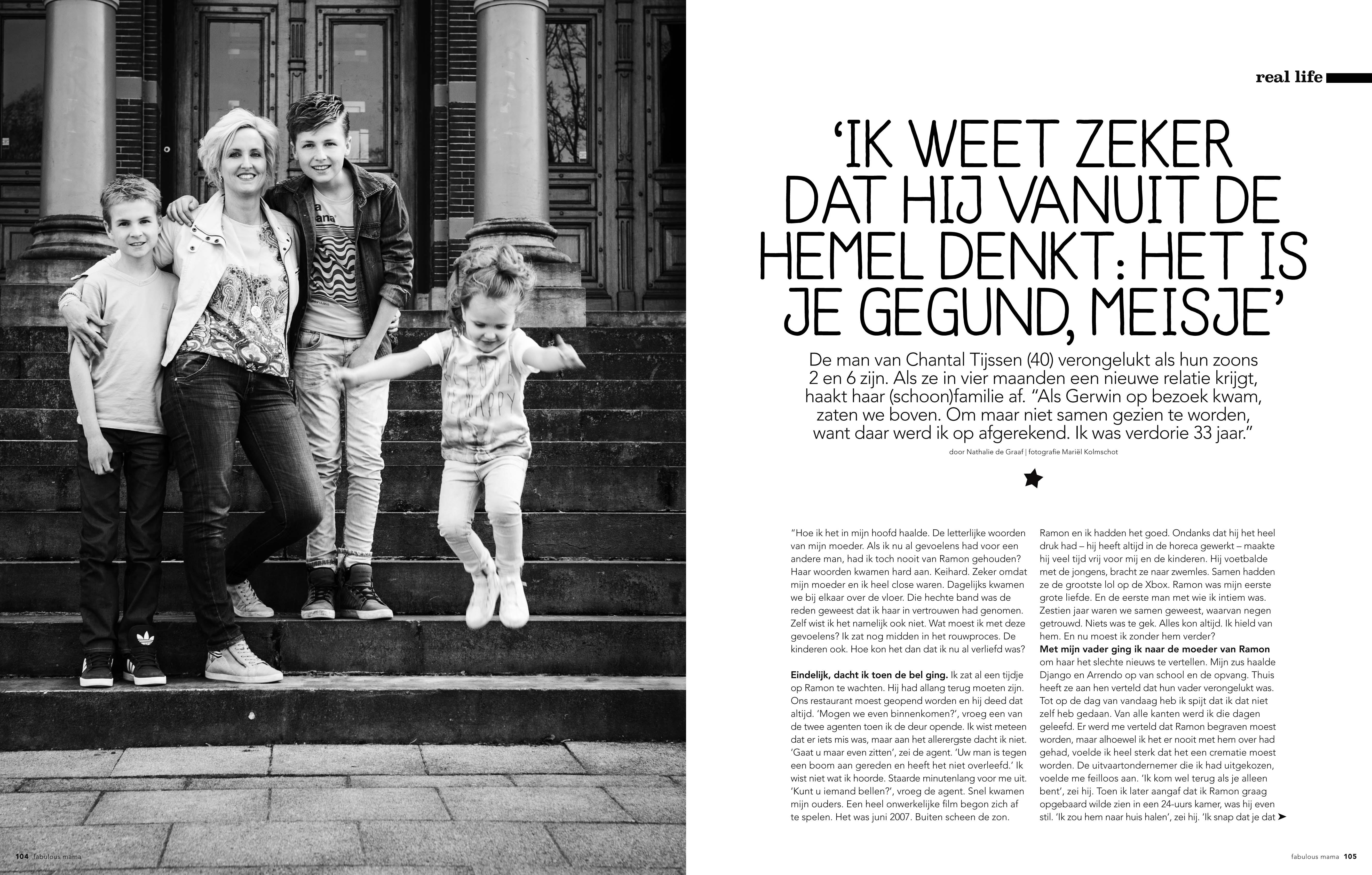 Just Published | Chantal | Fabulous Mama