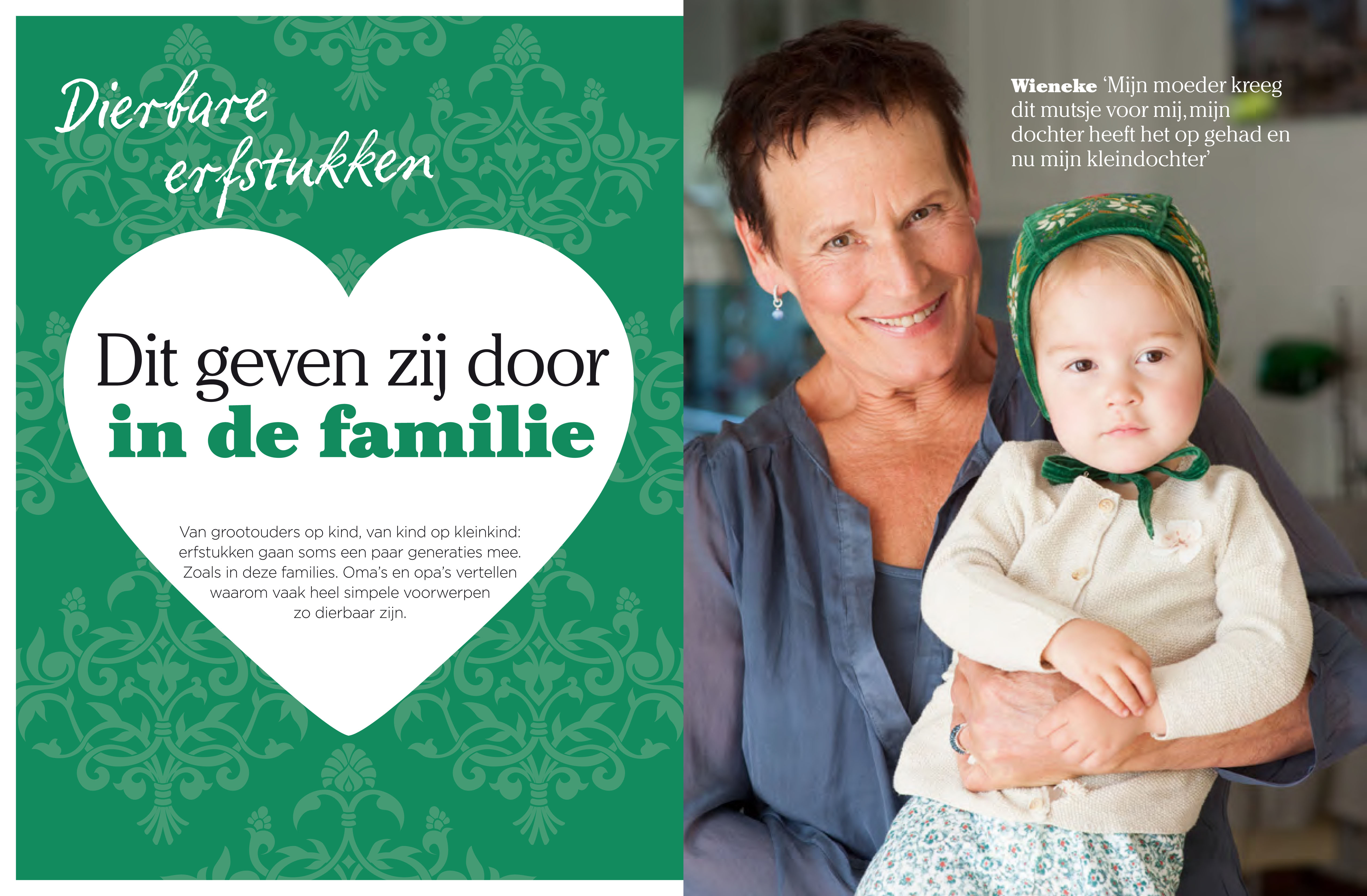 Just Published | Dierbare erfstukken | Trots Magazine