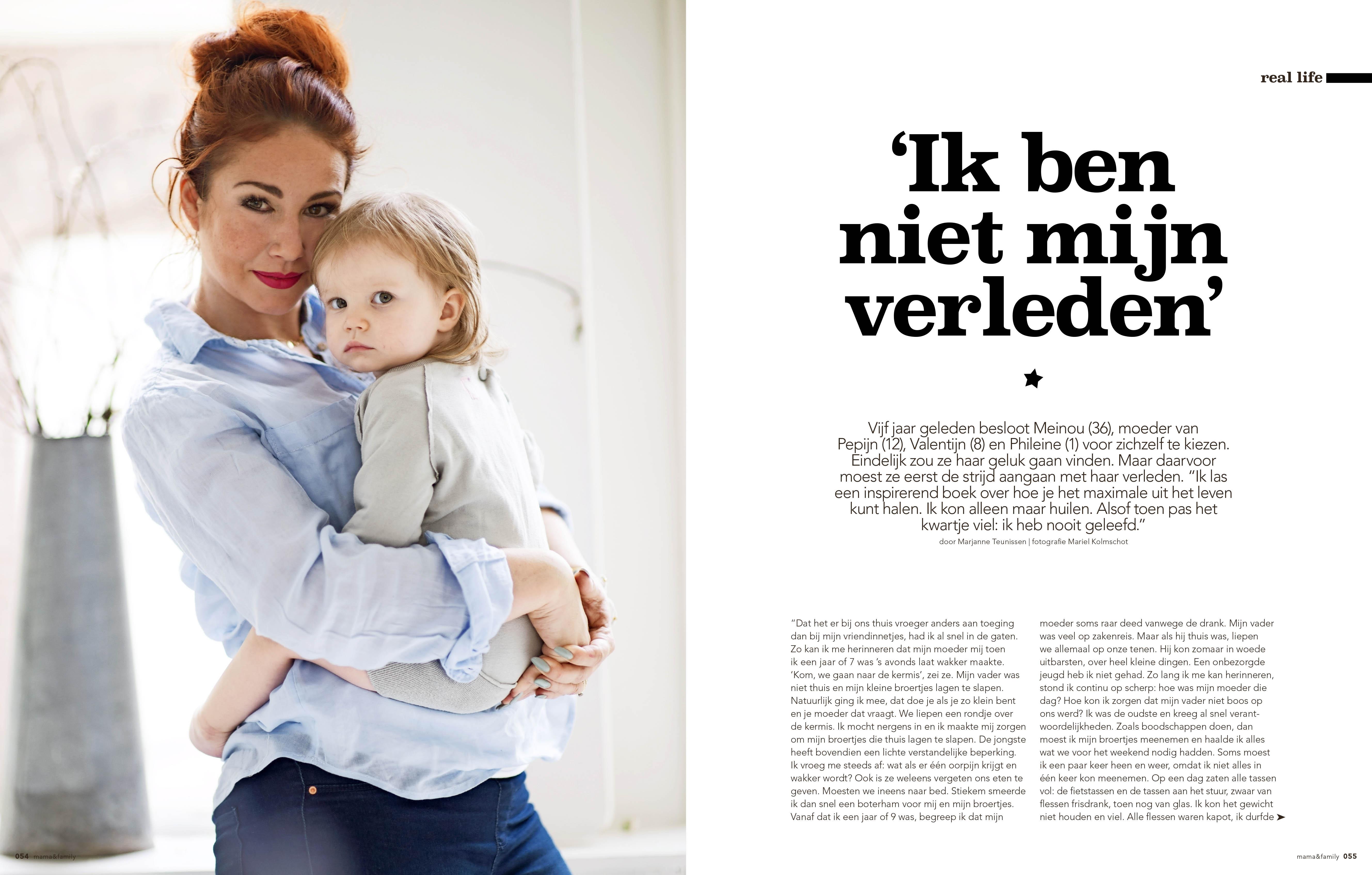 Just Published | Meinou Teijken | Fabulous Mama&Family