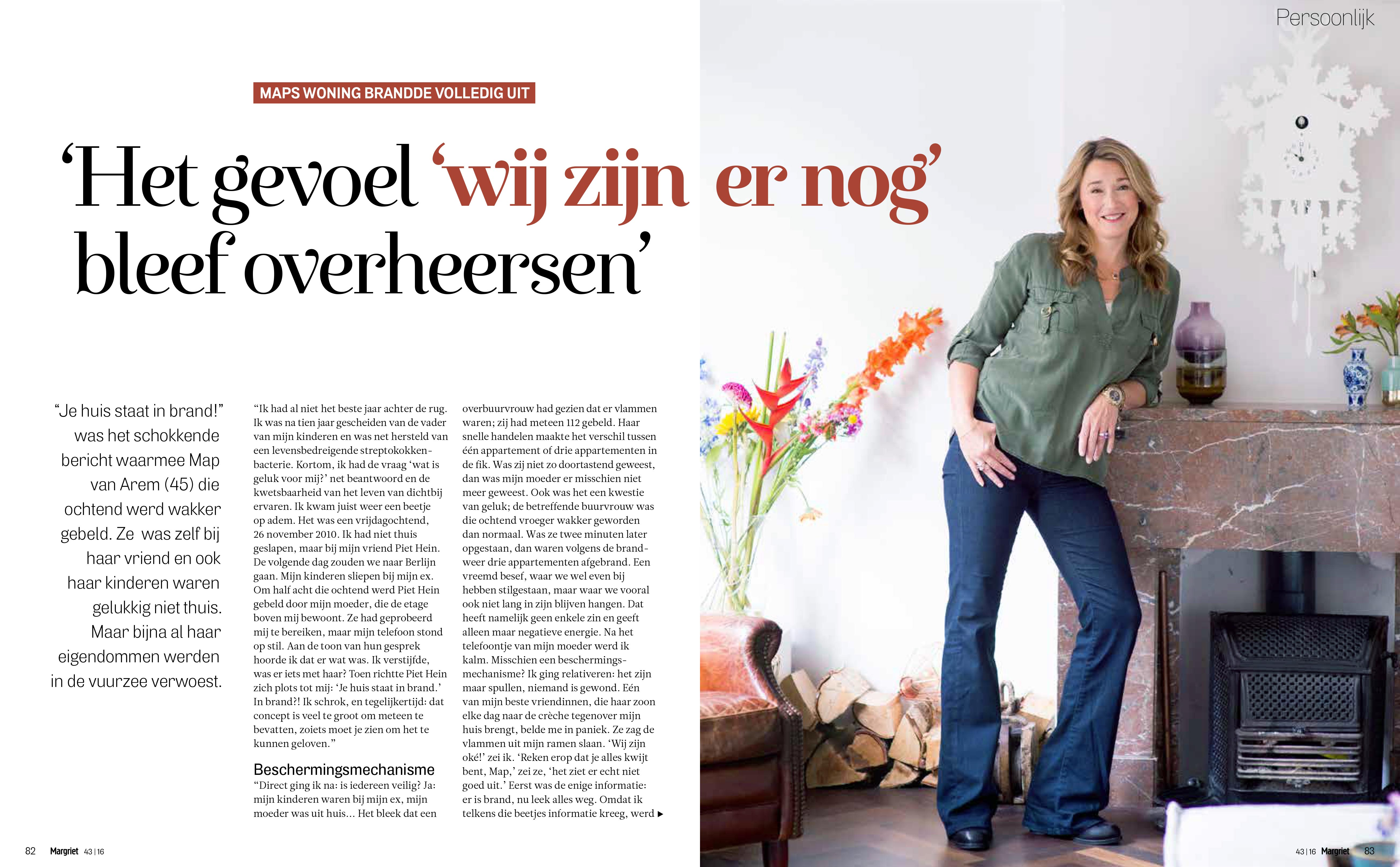 Just Published | Map van Arem | MARGRIET