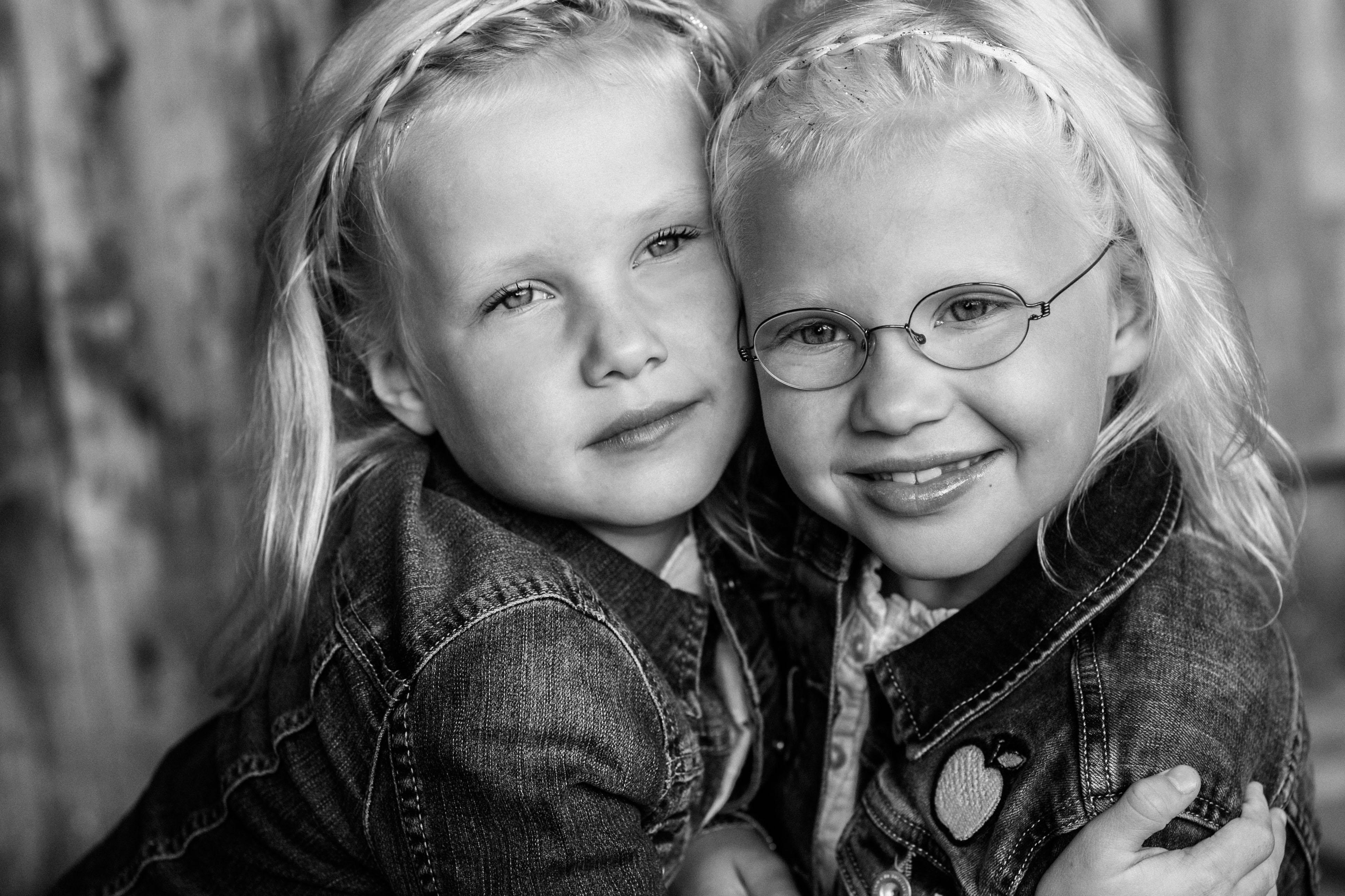 Emma & Sofie | Kinderportretten |