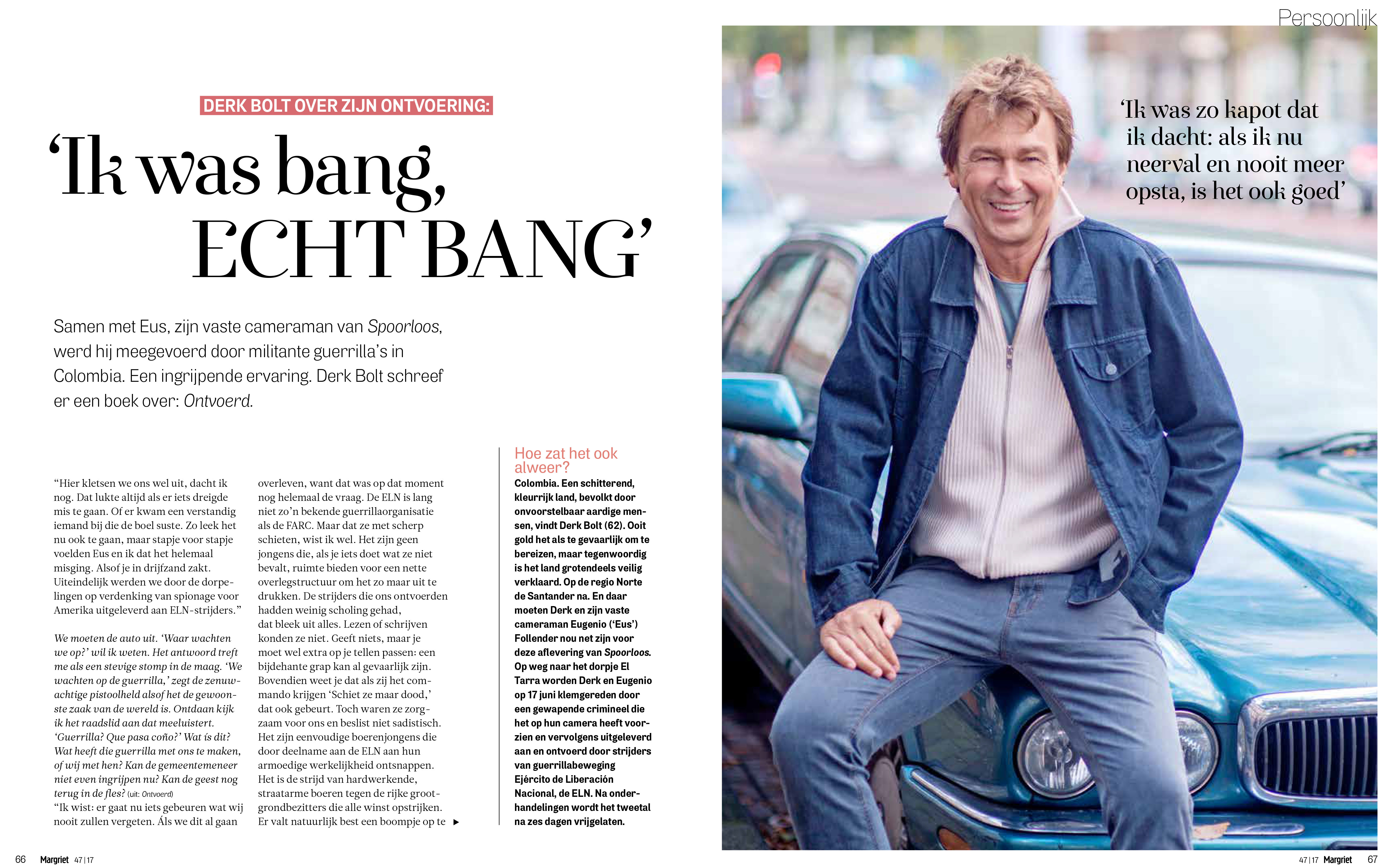 Published | Derk Bolt | MARGRIET